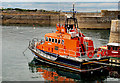 J5980 : Donaghadee lifeboat (5) by Albert Bridge