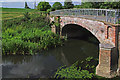 TQ1753 : Bridge over River Mole by Ian Capper