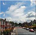 SJ8590 : Didsbury Road by Gerald England