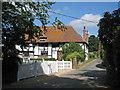 TR1642 : Boyke Manor, Boyke Lane, Ottinge by Oast House Archive
