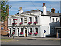 TQ8833 : The Vine Inn, Tenterden by Oast House Archive