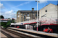 SE1422 : Brighouse Station by Dr Neil Clifton