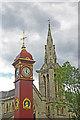 TQ3285 : Two towers, Highbury, North London : Week 29