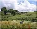 SW8760 : Head of valley, Mountjoy by Derek Harper