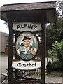 SD8914 : The Alpine Gasthof,  Rochdale by Ian S