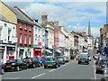 SO5012 : Monnow Street, Monmouth 2 by Jonathan Billinger