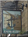 NZ6115 : The Anchor Inn by Ian S