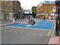 TQ3279 : London Cycle Superhighway no.7 (1) by Stephen Craven