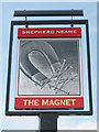 TR3651 : The Magnet sign by Oast House Archive