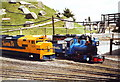 SX2165 : Miniature locomotives at Dobwalls Adventure Park, Cornwall by nick macneill