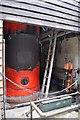 TM1694 : Cochran Vertical Firetube Boiler by Ashley Dace