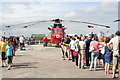 SW6725 : A Sea King SAR helicopter at RNAS Culdrose Air Day 2010 by Rod Allday