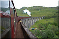 NM9181 : The Jacobite crossing the Glenfinnan Viaduct : Week 31
