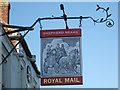TR0420 : Royal Mail sign by Oast House Archive