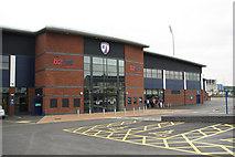 SK3873 : b2net Stadium by Richard Croft