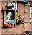 Sign for the Kings Head [[2009074]], Droylsden.