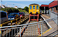 D4102 : Larne Harbour station by Albert Bridge