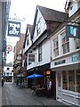 TR1457 : Casey's Public House, Canterbury by David Anstiss
