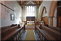 TQ4459 : St Peter & St Paul, Cudham, Kent - Chancel by John Salmon
