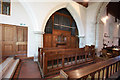 TQ4459 : St Peter & St Paul, Cudham, Kent - Organ by John Salmon