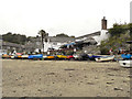 SW7626 : The Ferryboat Inn, Helford Passage by David Dixon