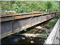 SO2872 : DJ Storm's railway bridge, Knighton : Week 33