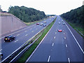 SD6905 : M61 at  Over Hulton by Stephen Armstrong