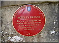 Photo of Red plaque number 39041
