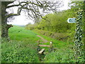 SX2962 : Footpath to Bodway by Jonathan Billinger