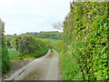 SX2961 : Lane from Bodway by Jonathan Billinger