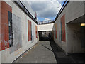 SP0588 : Hockley Circus pedestrian subway by Row17