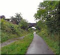 SJ9594 : Trans Pennine Trail by Gerald England