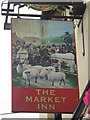 TR0161 : The Market Inn, Pub Sign Faversham by David Anstiss