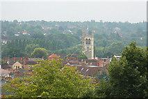 SU8346 : Farnham view by Richard Croft