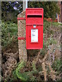 TM4374 : Heathside Postbox by Adrian Cable