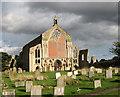 TF9839 : Church of St Mary & Holy Cross, Binham Priory by Evelyn Simak