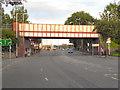 SD7211 : Bridge at Hall i'th' Wood by David Dixon