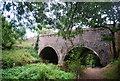 TQ5645 : Railway bridge over the Shallows by N Chadwick