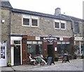 SE0337 : Gascoigne's Cafe - Main Street by Betty Longbottom