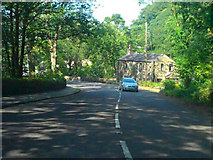 SE0025 : Cragg Road, Mytholmroyd by David Dixon