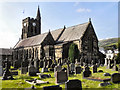 SE0125 : Mytholmroyd, St Michael's Church by David Dixon