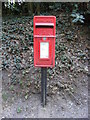 TM2447 : Beacon Hill Postbox by Adrian Cable