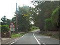 SJ5557 : A49, Bunbury Heath by David Dixon