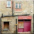 NZ1700 : Old building off Tower Street, Richmond by Jonathan Billinger