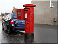 J3471 : Pillar box, Belfast by Albert Bridge