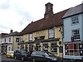 TL7645 : The Swan, Clare, Suffolk by Adrian S Pye