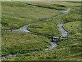 SN7657 : Afon Camddwr at Nantymaen Bridge, Ceredigion : Week 37