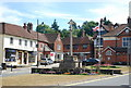 SU9032 : War Memorial, High St, Haslemere by N Chadwick