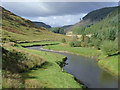 SN8053 : Cwm Tywi from the Tywi Bridge, Llyn Brianne, Ceredigion : Week 37