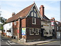 TQ7843 : The Kings Head, Staplehurst by Oast House Archive